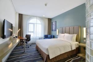 Holiday Inn Express Langfang Park View, Hotely  Langfang - big - 9
