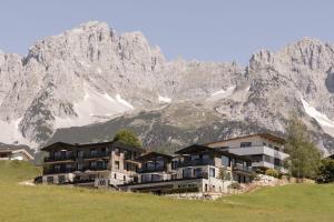 GOING TRIPLE A apartments WEST - Hotel - Going am Wilden Kaiser
