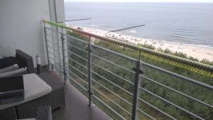 Baltic Beach View Porta Mare plaża