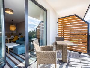 VacationClub – Bel Mare II Apartament 203
