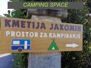 Camping Jakomin