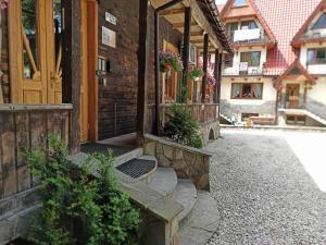 Willa Konradówka apartamenty Dębowy i Klonowy