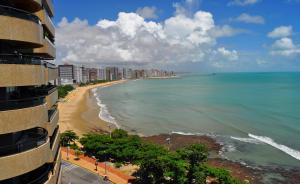 Seaflats - Meireles - Villa Costeira - فورتاليزا