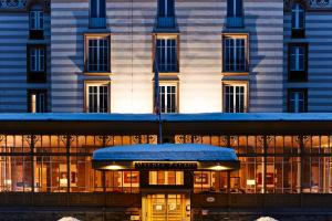Maloja Palace Suites CO2-Neutral - Hotel - Maloja