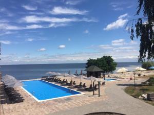 Gintama-Briz Resort Hotel
