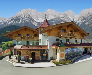 Going am Wilden Kaiser Hotels
