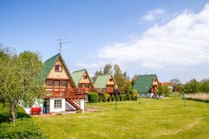 The Rainbow Domki Letniskowe