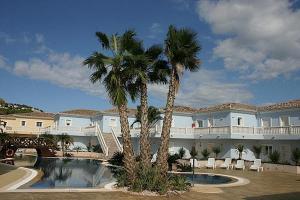 Parques Casablanca, Apartments  Benissa - big - 49