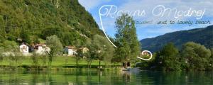 Private room in Modrej near beautiful Soča river
