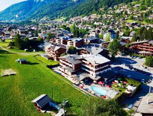Location gîte, chambres d'hotes La Clef des Champs dans le département Haute Savoie 74