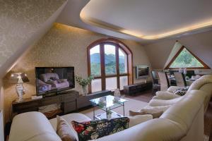 Apartament Panorama Tatr z widokiem i kominkami