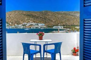 Saint - Nicolas Katapola Amorgos Greece