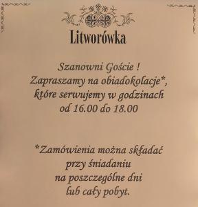 Pensjonat Litworówka