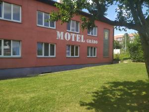Мотель Grado, Прага