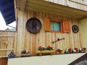 Počitniška hiška Kašta