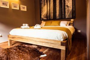 Chalet Des Arts - Charme Apartment with SPA - Hotel - Pragelato