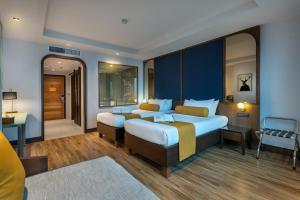 Отель Bangkok Cha-Da, Бангкок