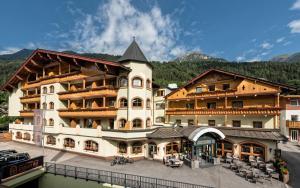 Alpinresort Stubaierhof ****s - Hotel - Fulpmes