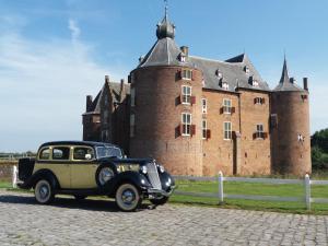 B&B kasteel Ammersoyen