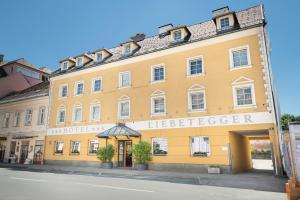 Hotel Liebetegger - Klagenfurt