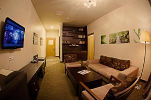 Voyage Hotel, Отели  Караганда - big - 28