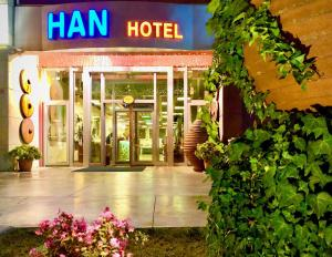 Отель Han Hostel Airport North, Стамбул