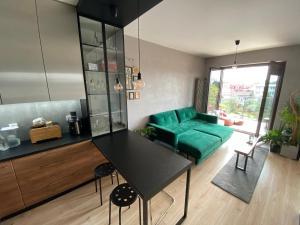 Apartament DeLux przy Wiśle