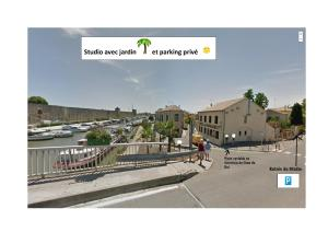obrázek - Studio avec jardin et parking privé