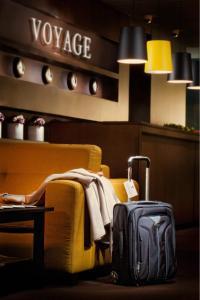 Voyage Hotel, Отели  Караганда - big - 38