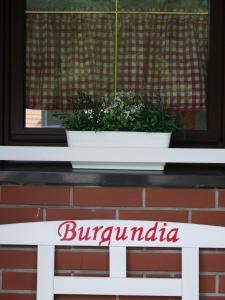 Niewinne domki Burgundia