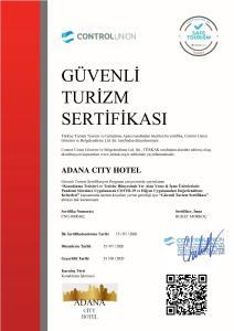 Отель Adana City Hotel, Адана