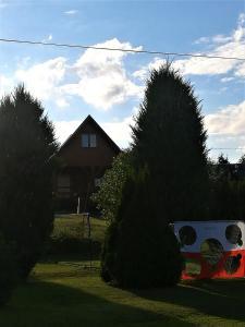 PILGRIM domek gościnny w Gietrzwałdzie na Warmii