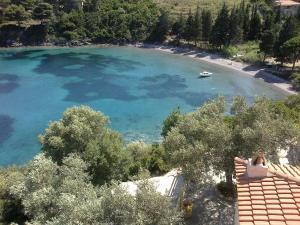 Odyssia near the Seaside Alonissos Greece