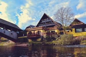Das Waldhaus
