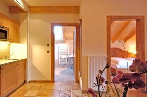 Apartments Hubertushof, Aparthotels  Toblach - big - 18