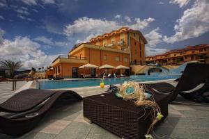 Grand Hotel Paradiso, Hotely  Catanzaro Lido - big - 84