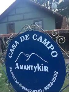 . Casa de campo Amantykir