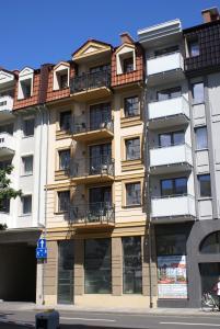Apartamenty Bryza Kwartał Róży Wiatrów