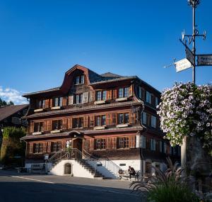 Hotel Gasthof Hirschen Schwarzenberg (23 of 110)