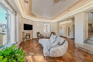 BDC - Paola43 Palace Luxury Penthouse 2Bdr - abcRoma.com