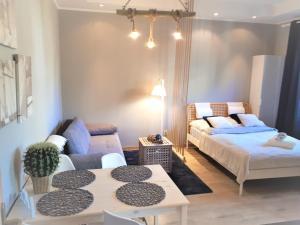 Apartament Sopot z prywatnym ogródkiem