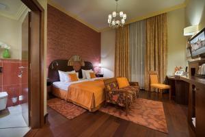 5 hviezdičkový hotel Zvon Design Suites České Budějovice Česko