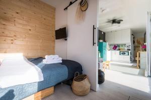 Costa del Kryspi Całoroczny Apartament na Wodzie