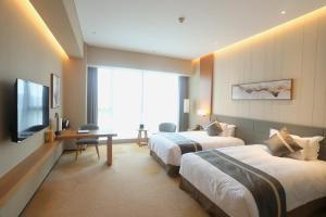 Burrit Hotel, Отели  Yuyao - big - 6