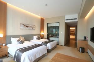 Burrit Hotel, Отели  Yuyao - big - 22