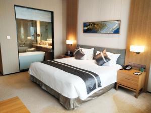 Burrit Hotel, Отели  Yuyao - big - 21