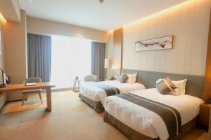 Burrit Hotel, Отели  Yuyao - big - 3