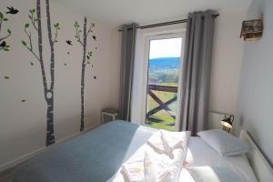 Apartament Włochatka z sauną fińską