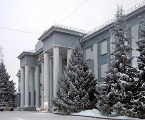 Отель Академия, Курган