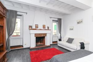 Gorgeous Trastevere loft on the river - abcRoma.com